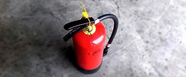 Uso correcto del extintor