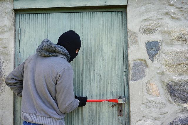Cómo actúan los ladrones de casas